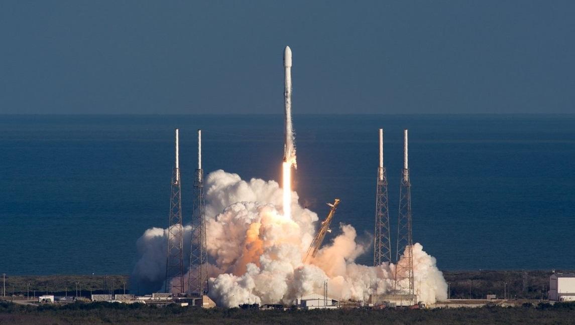 Türk Uydusu, SpaceX'in Falcon 9 Roketiyle Uzaya Gönderildi