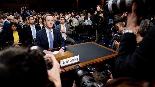 Mark Zuckerberg, ABD Senatosu'nda Günah Çıkardı