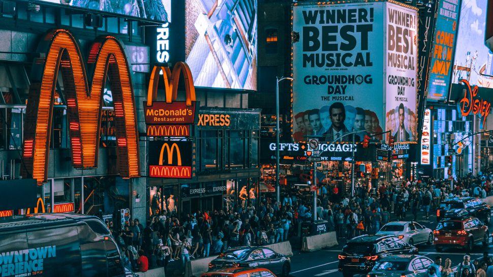 McDonald's, ABD'deki 200 Şubesini Kapatıyor