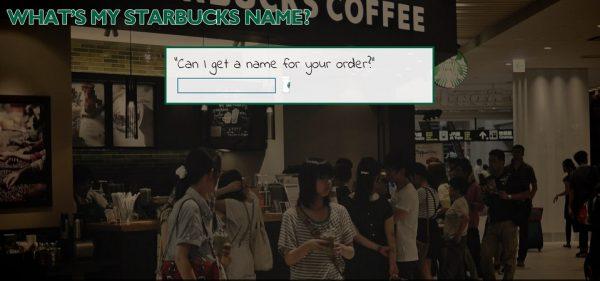 Starbucks'ta İsminizin Nasıl Yazılacağını Tahmin Eden Site