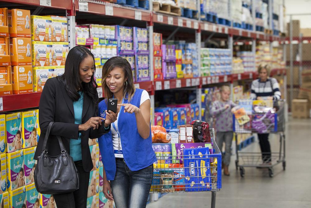 Walmart'ın Geleceği: Akıllı Alışveriş Arabaları ve Drone Asistanlar