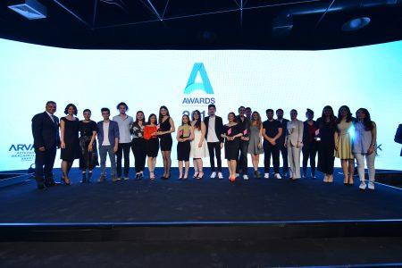A Awards 2018 Ödülleri Sahiplerini Buldu