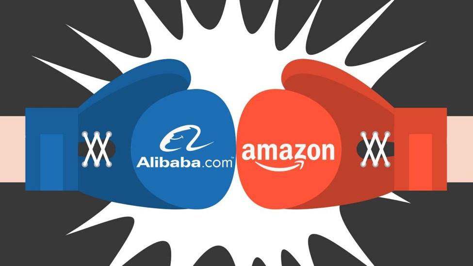 E-Ticaret Savaşları: Amazon vs Alibaba