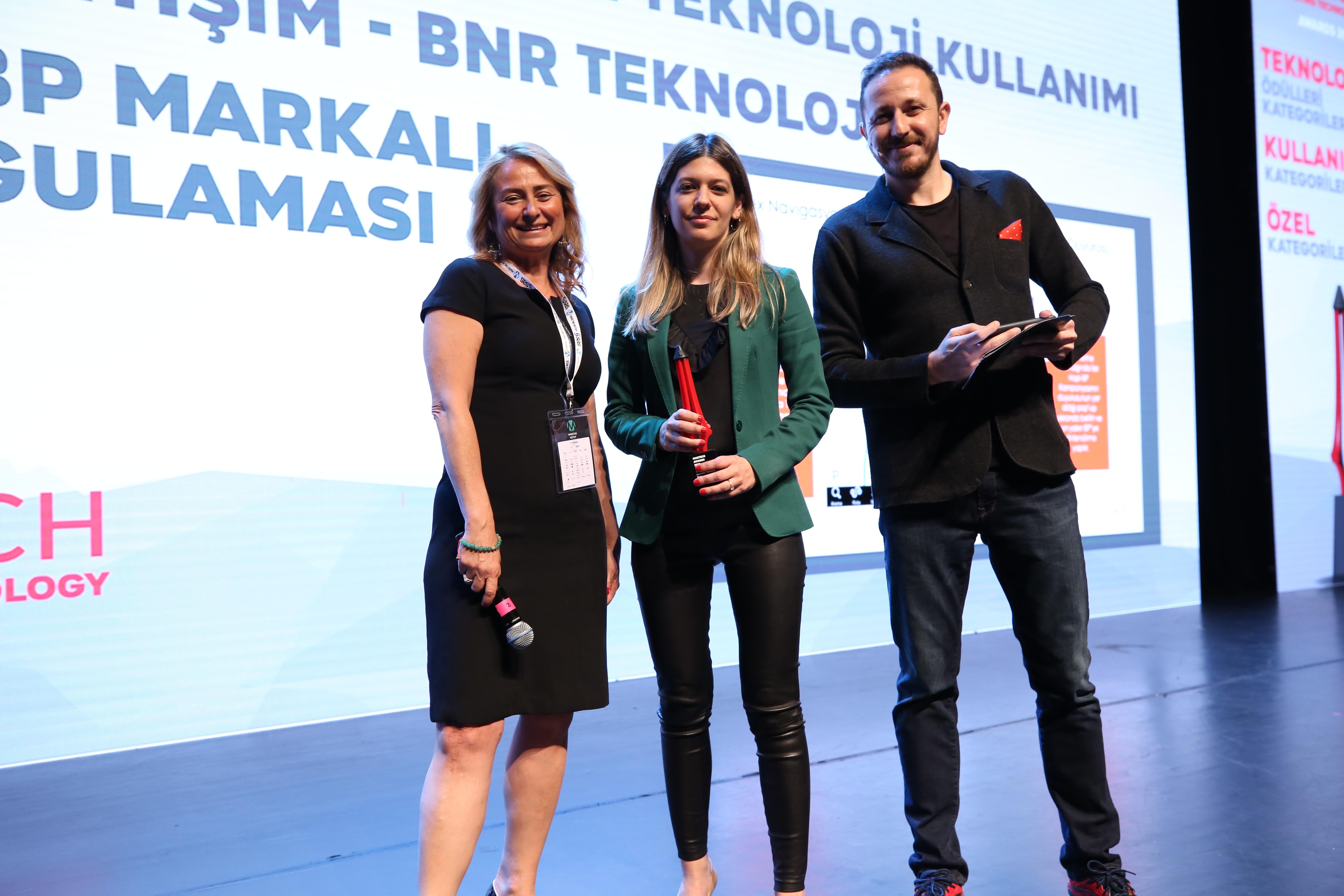 MarTech Awards'ta Ödül Alan Hopi'nin BP Markalı Pin Uygulaması'nı Zoom İletişim ile Konuştuk