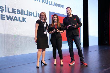 """MarTech Awards KSS Kategorisinde Ödül Alan """"We Walk""""u Vestel ile Konuştuk"""