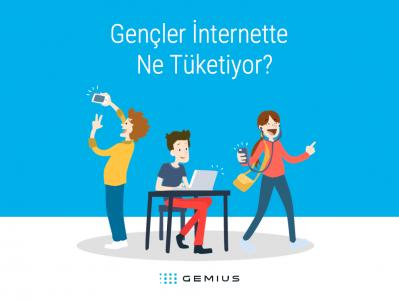 Gençler İnternette Ne Tüketiyor?