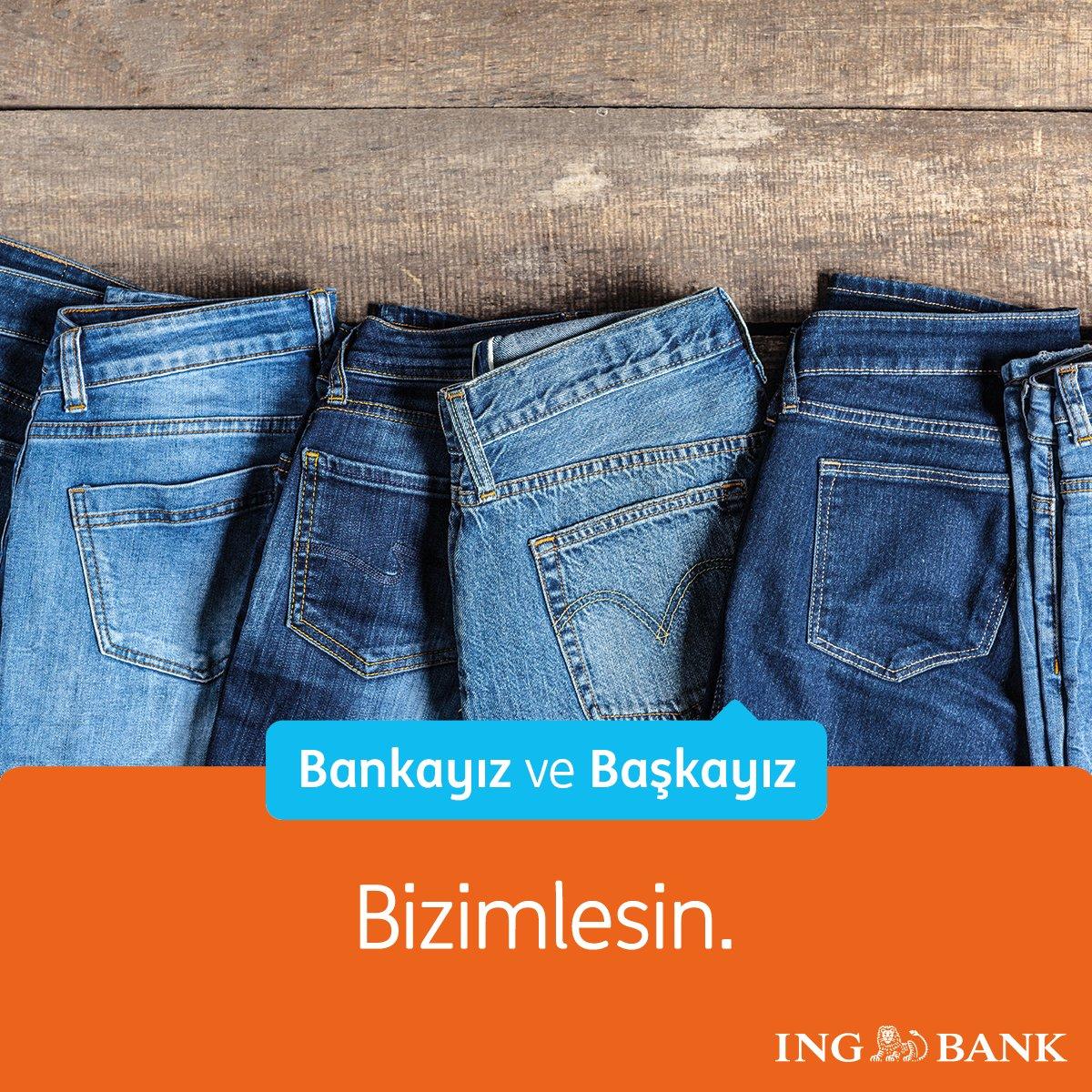 ING Bank'tan Eski Köye Yeni Bir Adet Daha: Şube Çalışanları da İşe Kotla Gidilebilecek!