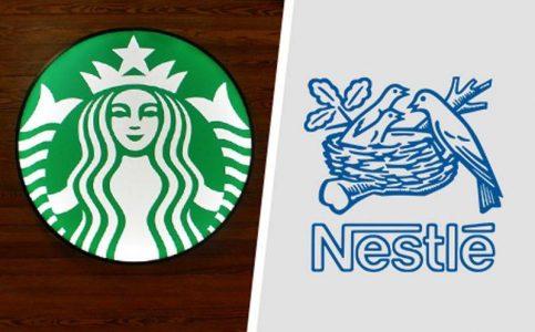 Nestlé ve Starbucks'tan Dev Ortaklık