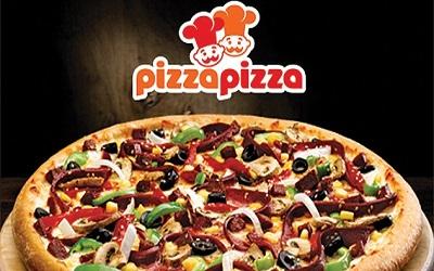 """Türk Pizzacı """"Pizza Pizza"""" Satılıyor"""