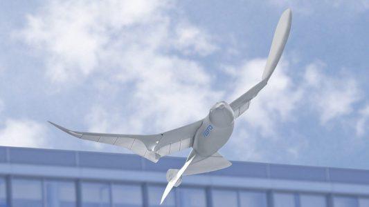 Çin Robotik Güvercin Görünümüyle Vatandaşlarını Gözetliyor