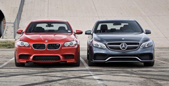 Lüks Otomobil Savaşları: BMW vs Mercedes-Benz