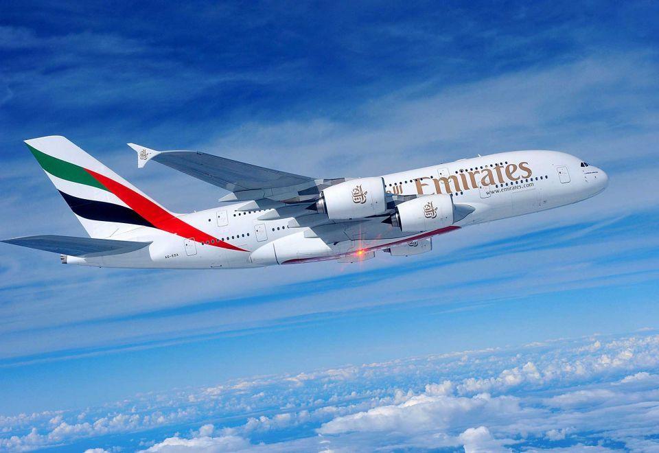 Emirates, Yolcularına COVID-19 Sigortası Yapıyor