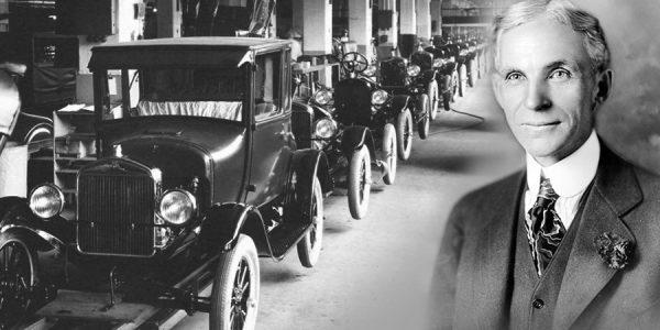 Henry Ford'dan 10 Önemli Başarı Dersi