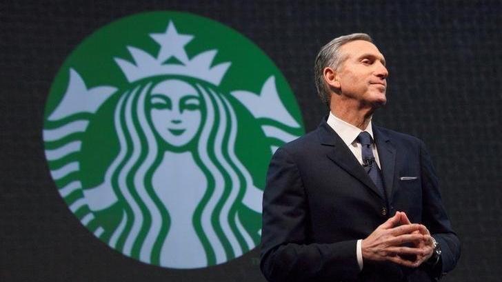 Starbucks CEO'su Howard Schultz ABD Başkanlığı İçin mi İstifa Etti?