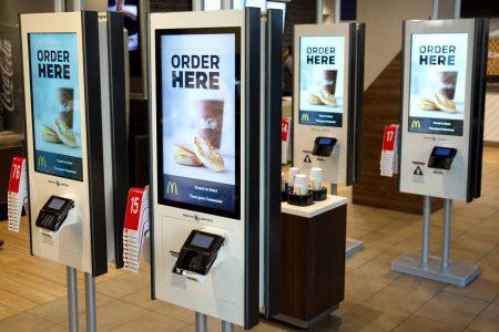 McDonald's, Restoranlarına Self Servis Kiosk'ları Yerleştiriyor