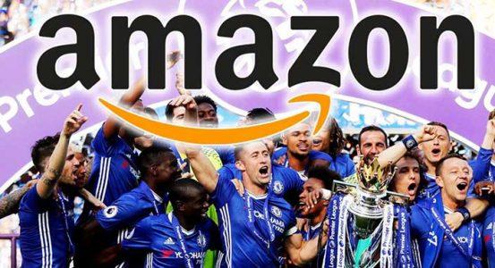 Amazon, İngiltere Premier League'in Yayın Haklarını Satın Aldı