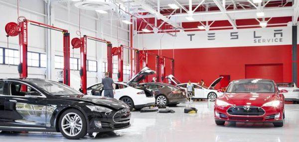 Tesla'nın Türkiye'deki İlk Mağazası Zorlu Center'da Açılacak