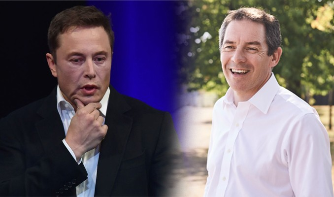 Ford'un CEO'su Twitter Üzerinden Elon Musk'a Sataştı