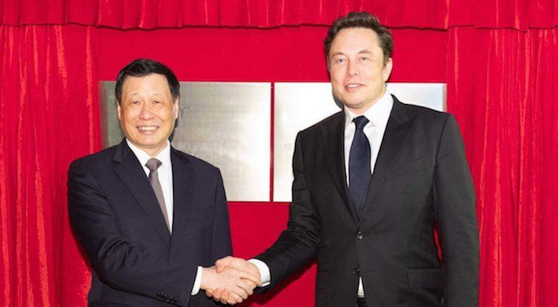Tesla, ABD Dışındaki İlk Fabrikasını Çin'de Kuruyor