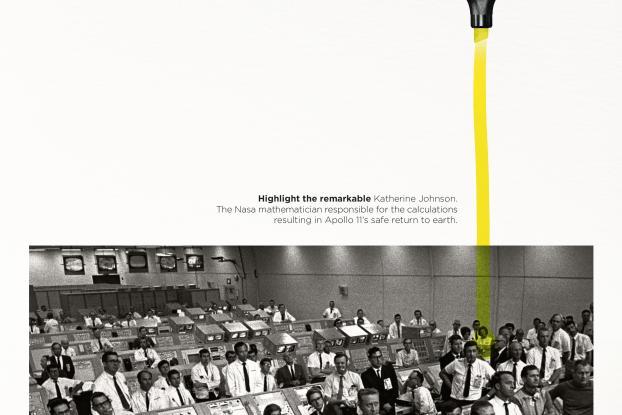 Stabilo'dan Görünmez Kadınları Parlatan Reklam Kampanyası