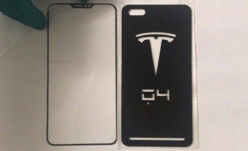 Tesla'nın Ürettiği Akıllı Telefonun Görüntüleri Basına Sızdı