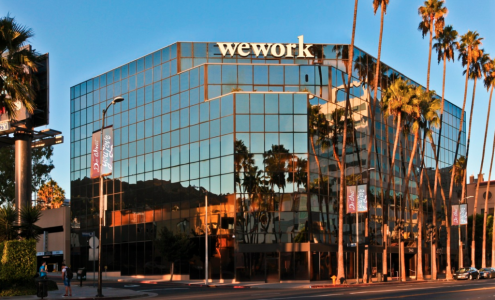 WeWork Şirketi, İş Yerinde Et Ürünlerini Yasakladı