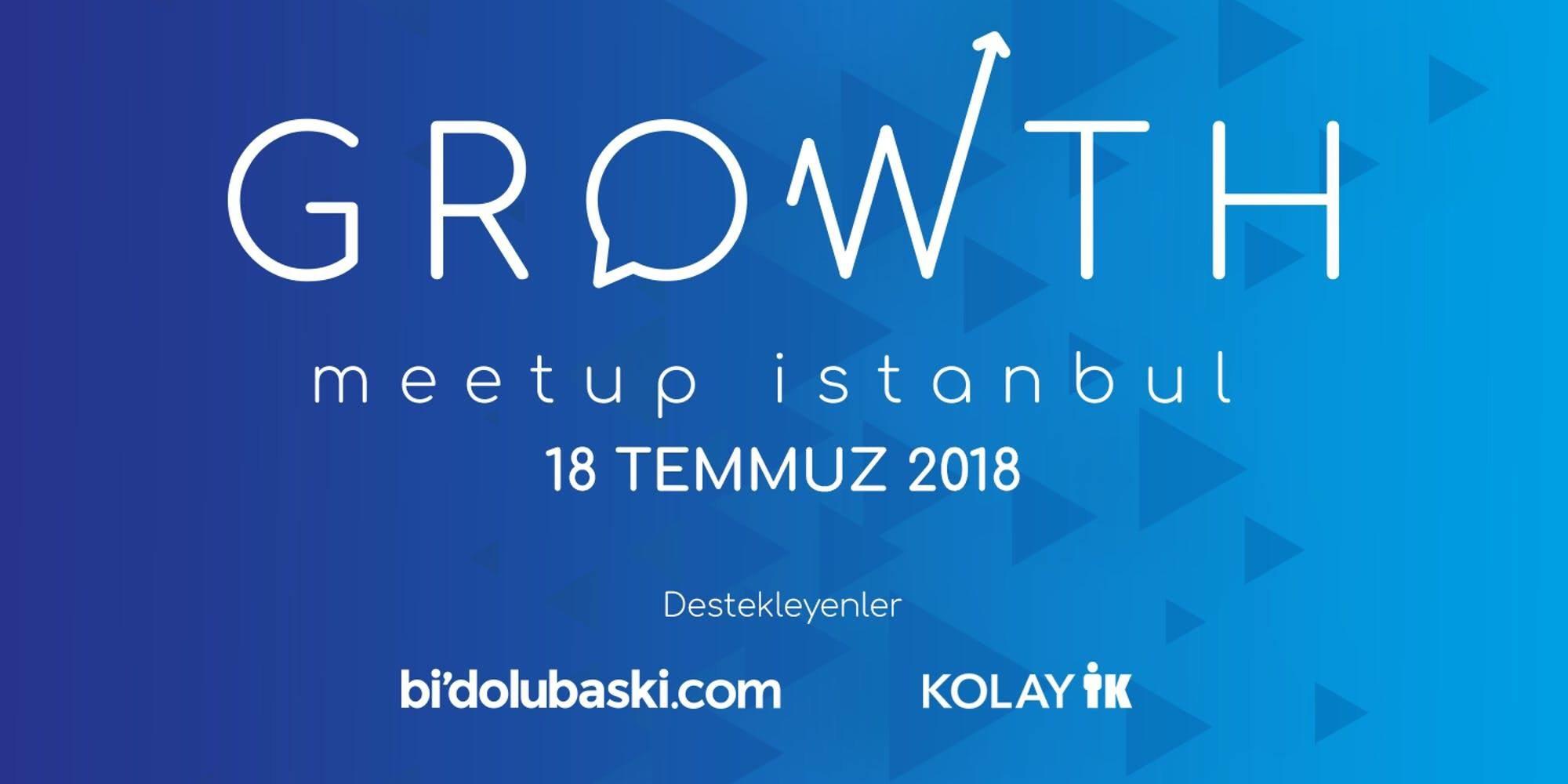 """Growth Istanbul 2: düğün.com CEO'su Emek Kırbıyık ile """"Pazar Yeri ve Büyüme"""""""