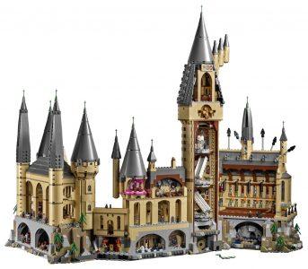 Lego'nun 6.020 Parçalık Hogwarts Seti Harry Potter Sevenleri Büyüleyecek