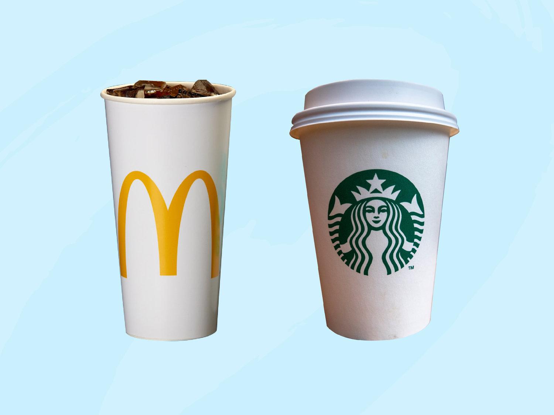 McDonald's ve Starbucks'tan Sürdürülebilirlik İçin İş Birliği