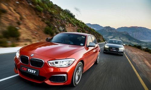 BMW, Twitter'da Audi'yi Solladı