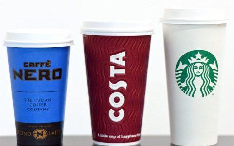 Kahve Dükkanı Zincirlerinin Maslow'un İhtiyaçlar Hiyerarşisi'ne Göre Dağılımı