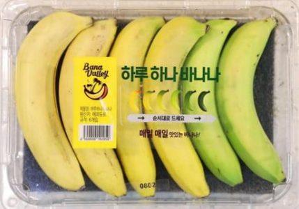 Güney Kore Marketlerinde Satılan Muzlardan Kullanıcı Deneyimi Dersi