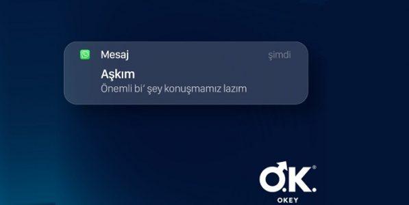 Okey'den Durex Skandalına Göndermeli Tweet