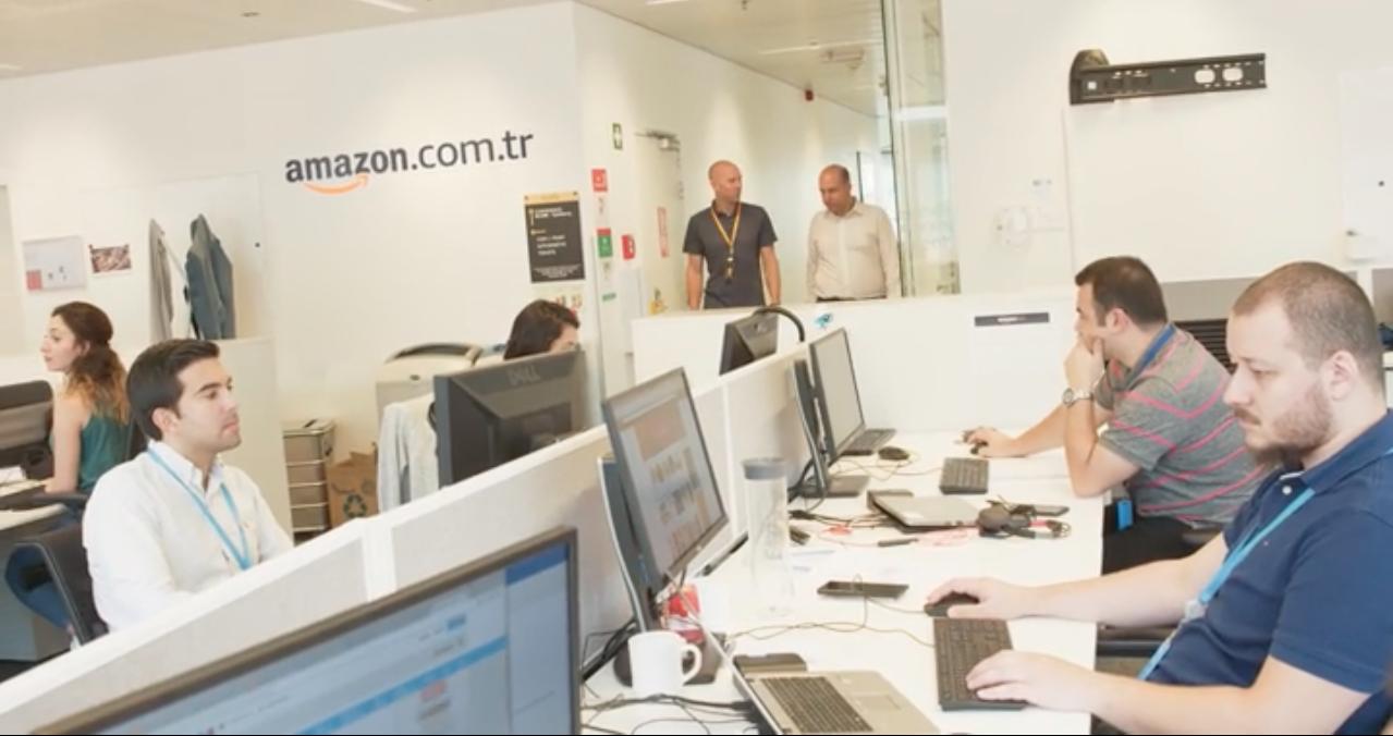 Amazon, Artık Resmen Türkiye'de