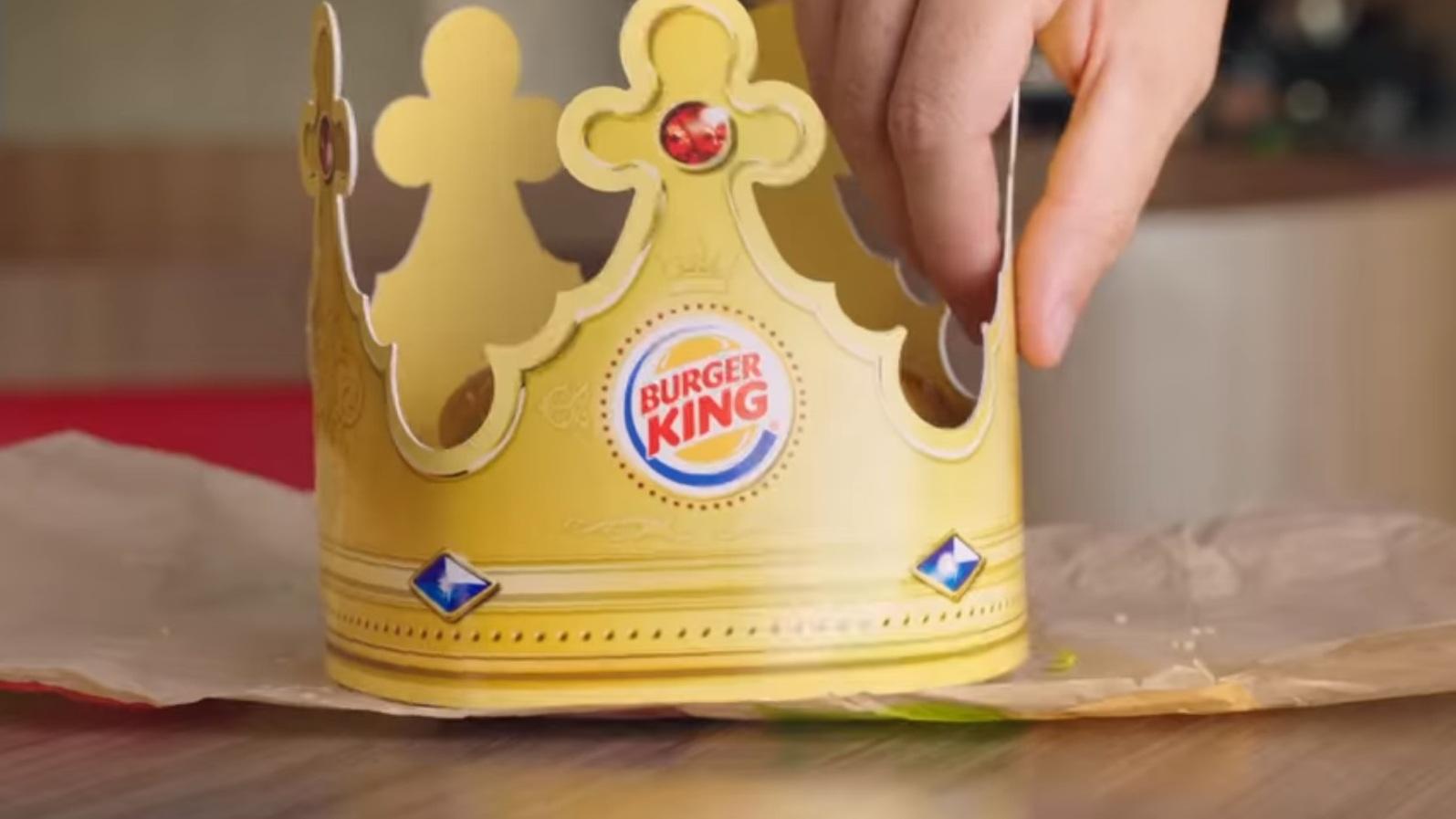 Yapay Zeka Tarafından Yazılan Burger King Reklamları