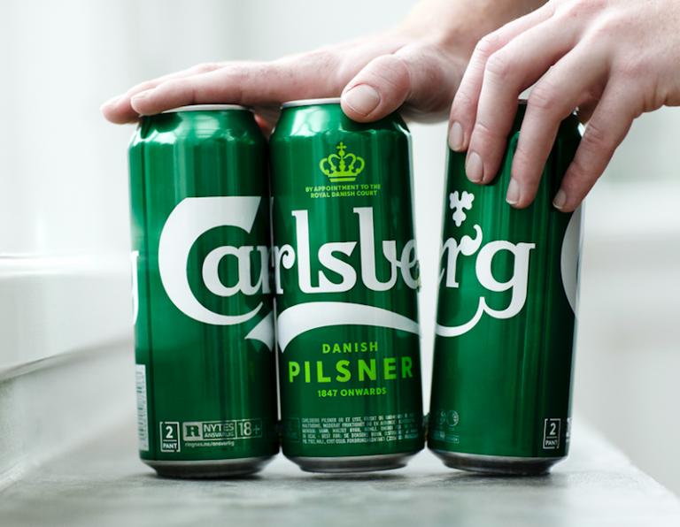 Carlsberg'den Yaratıcı ve Sürdürülebilir Ambalaj Tasarımı