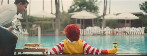 Subway'den McDonald's'a Göndermeli Reklam Filmi