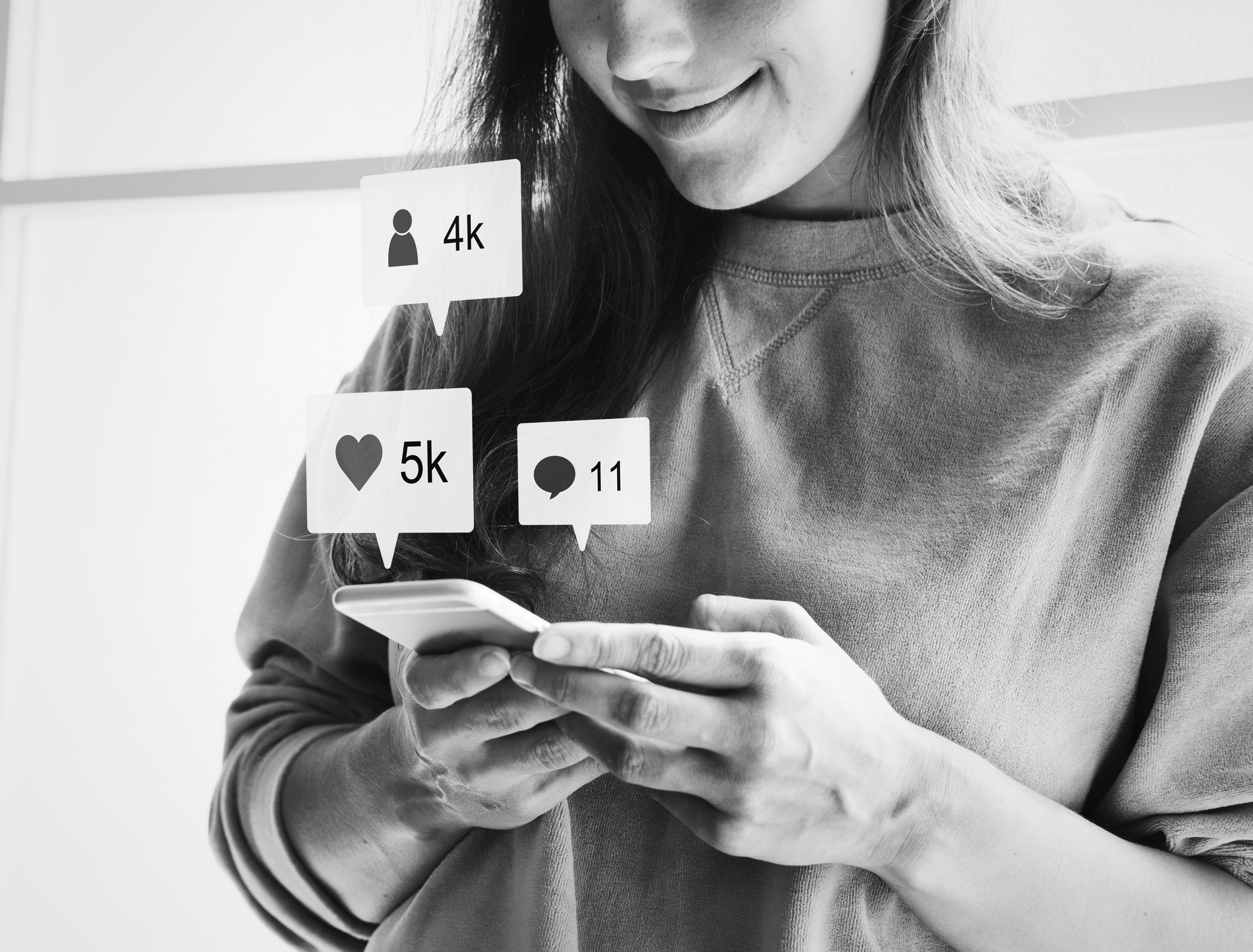 İlgi Bağımlılığı Ekseninde Sosyal Medya