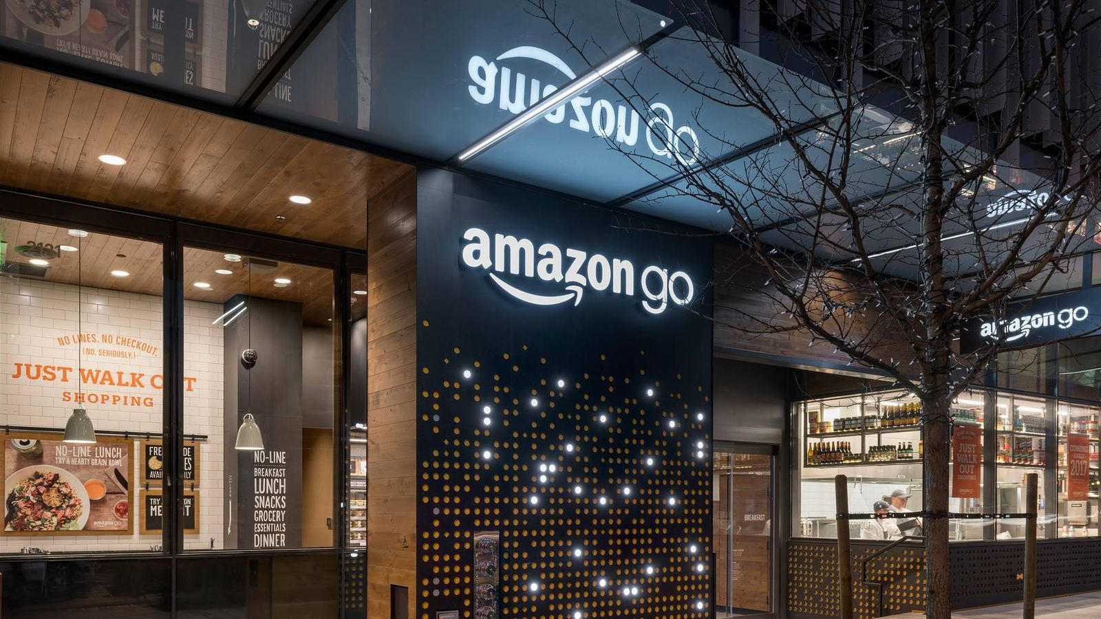 Amazon'dan Kasiyersiz Mağaza Hedefi