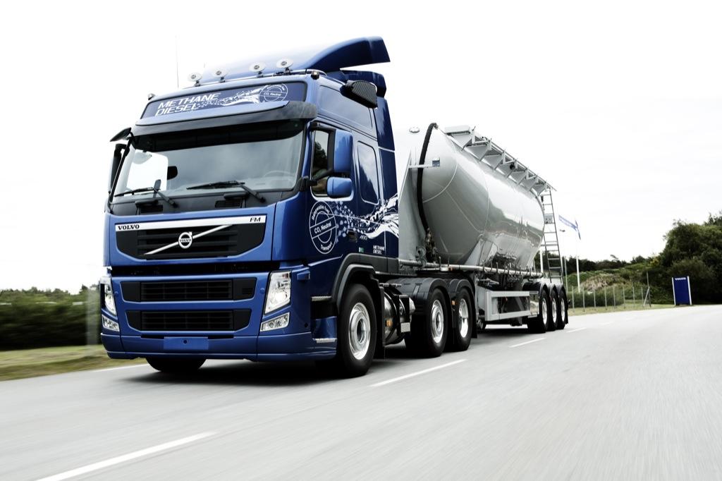 Volvo İran'daki Faaliyetlerini Durdurdu