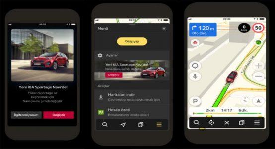 Yandex ve KIA'dan Yepyeni Bir Reklam Modeli