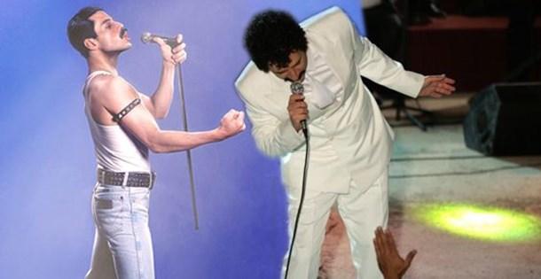 "Freddie Mercury'den Müslüm Gürses'e ""Show Must Go On"""