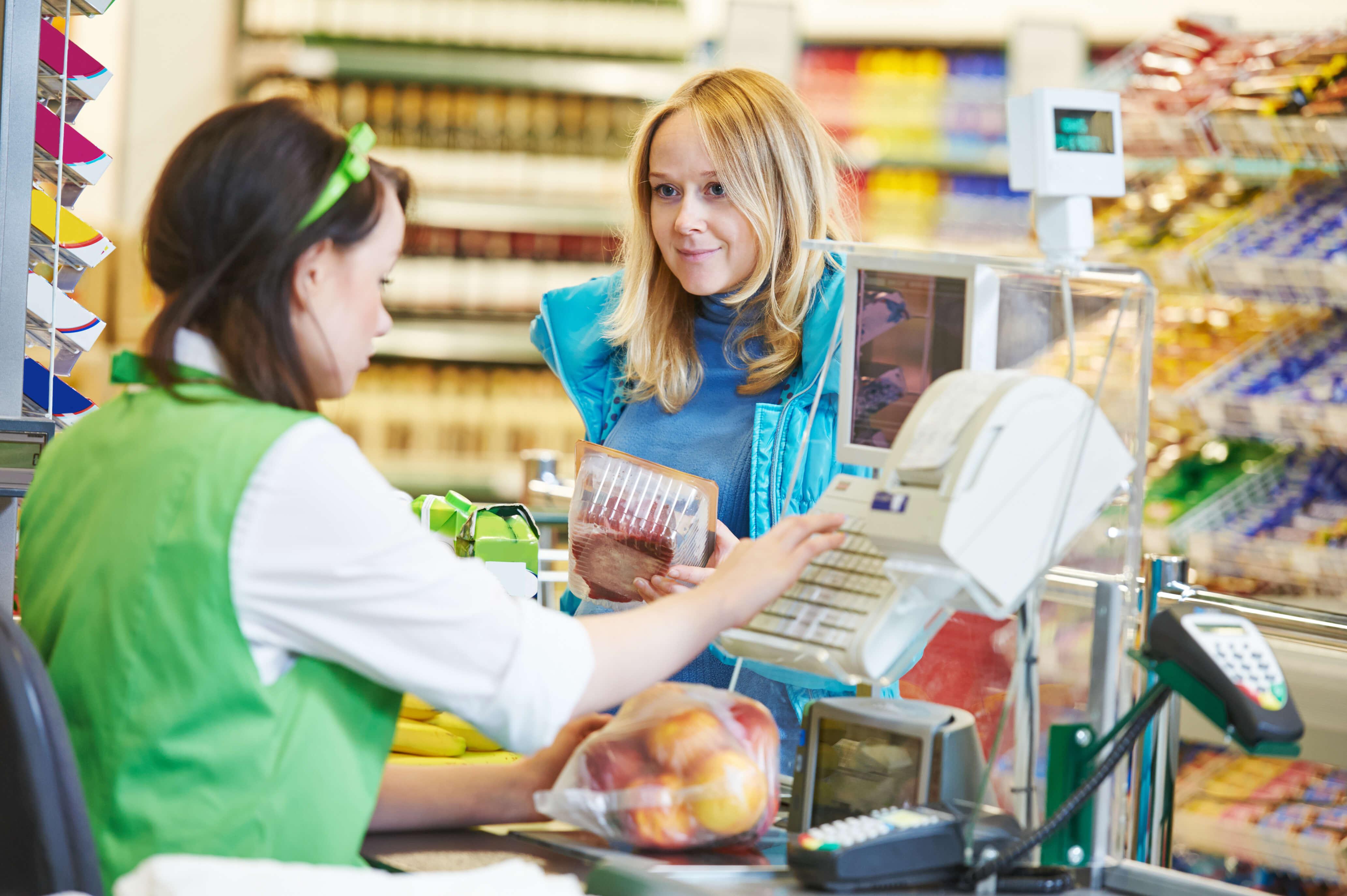 Süpermarketler Hizmet Satamıyor