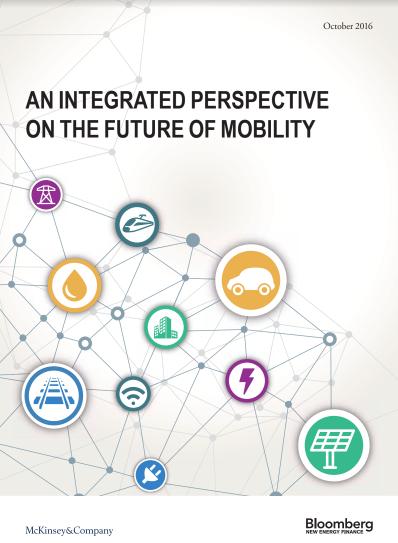 Mobilitenin Geleceği Konusunda Bütünleşik Perspektif