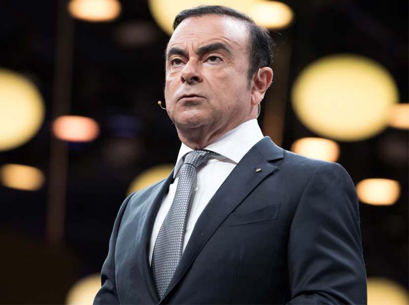 Renault CEO'su Tutuklandı
