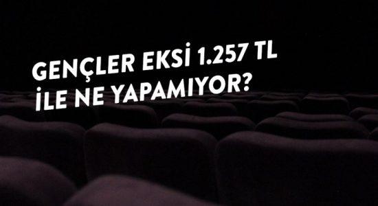 """Kampüste Ne Var'ın Başlattığı """"AylıkEksi1257TL"""" Kampanyası Ülke Gündeminde"""
