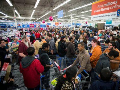 """Walmart'tan Kahveli Kurabiyeli """"Kara Cuma"""" ve """"Şükran Günü"""" Hazırlığı"""