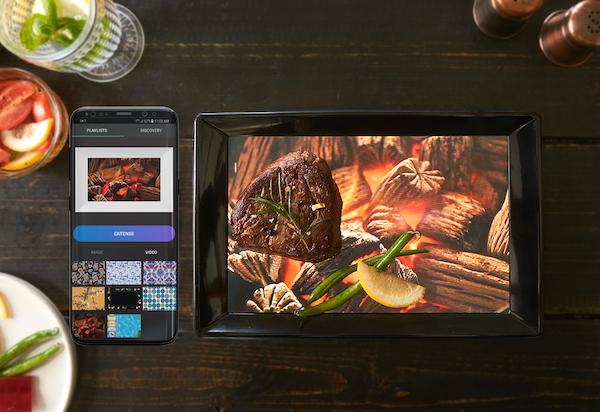 Mutfakta Bir İlk: Dijital Yemek Tabağı
