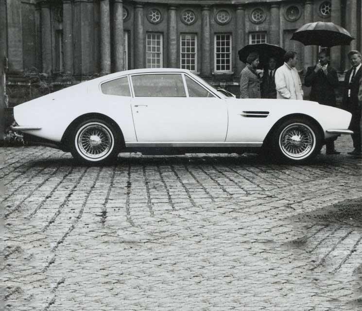 İngiliz Efsane Aston Martin'in Hikayesi