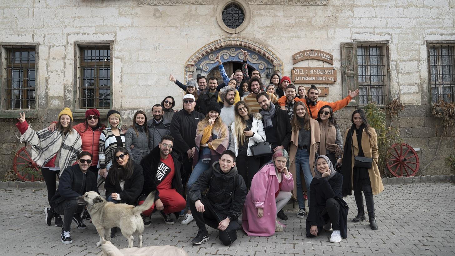 Dünyaca Ünlü 100 Fenomen İstanbul'u Tanıtacak